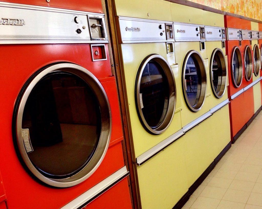Le attrezzature necessarie per aprire una lavanderia self-service