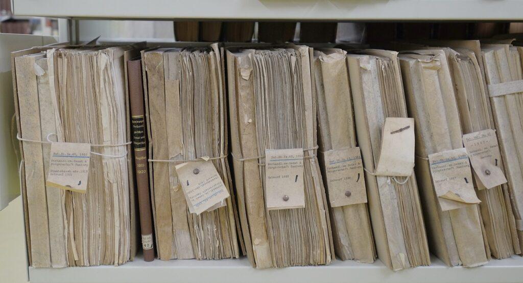 I sistemi a lettura ottica hanno rivoluzionato l'archiviazione dei documenti